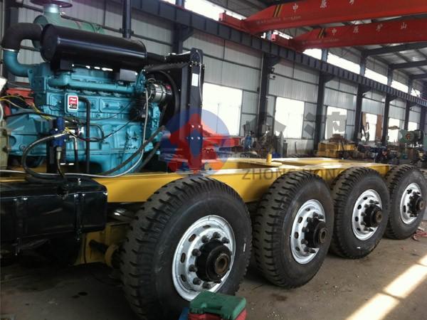 众鸿维修工程分享运梁车液压系统维修与保养
