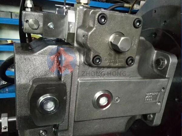 维修钢厂连铸机力士乐a10vso140恒压柱塞泵的换型改造方案