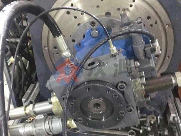 液压泵维修师傅分享防止液压泵过热的靠谱方法