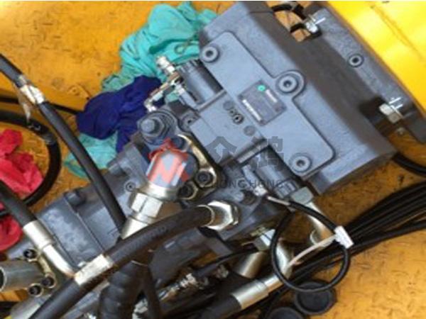 提梁机液压系统维修之液压卷扬故障原因及分析处理方案